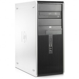 PC HP REFURBISHED 7900 TOWER DC 2.66-3.00 GHz 4GB 250GB DVD W7P
