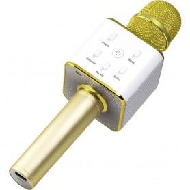 Microfono Karaoke Bluetooth con Speaker Stereo, BT-X31