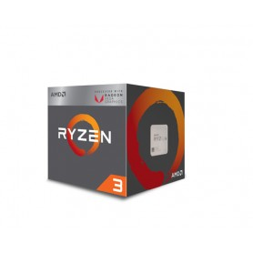 AMD CPU RYZEN 3 2200G 3,50GHZ AM4 6MB CACHE 65W RX VEGA GRAPHICS WRAITH STEALTH COOLER