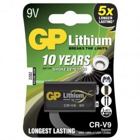 Blister 1 Batteria Litio 9V Longest Lasting