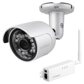 EDIMAX IP CAMERA OUTDOOR NIGHTVISION WIRELESS HD