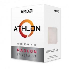 CPU AMD Athlon 200GE 3.20 GHz DUAL CORE 1MB SKT AM4 - Radeon Vega 3 - YD200GC6FBBOX