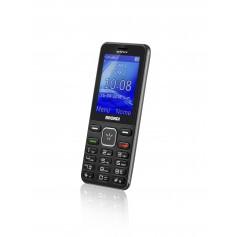 """BRONDI CELLULARE GSM BRIO DUAL SIM LCD 2.4"""" NERO/TITANIO"""