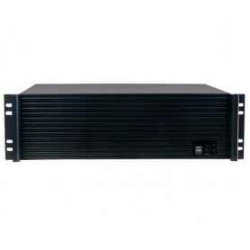 "Techly Chassis Industriale da Rack 19"" 3U Ultra Compatto Nero (I-CASE IPC-338)"