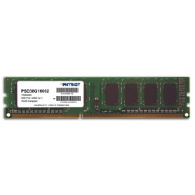 PATRIOT RAM DIMM 8GB DDR3 1600MHZ CL11