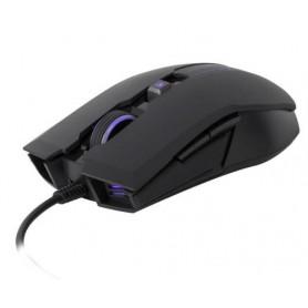 Cooler Master MM110 mouse USB 2400 DPI Mano destra Nero