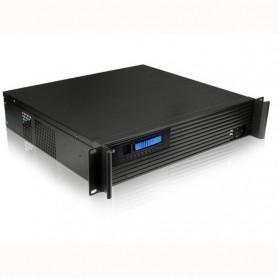 Techly I-CASE IPC-240L Portabagagli Nero vane portacomputer