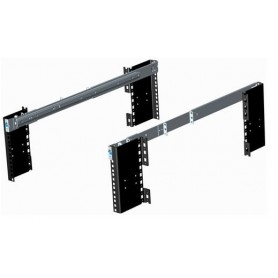 Techly Coppia guide telescopiche 500 mm per chassis a rack (I-CASE STF-P4HX)