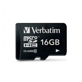 Verbatim Premium 16GB MicroSDHC Classe 10 memoria flash