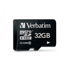 Verbatim Premium memoria flash 32 GB MicroSDHC Classe 10