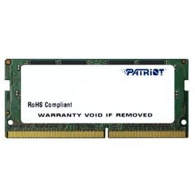 DDR4 x NB SO-DIMM PATRIOT 8GB 2133MHz - PSD48G213382S