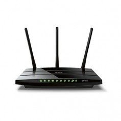 ROUTER TP-LINK AC1200 Archer C5 WIRELESS GIGABIT DUAL BAND 1350Mbps, 802.11a/b/g/n/ac 1P WAN, 4P GIGABIT, 2P USB 2 antenne stacc