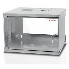 Techly I-CASE EL-1006G45R Da parete 6U 50kg Grigio rack