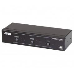 Switch Matrix 2x2 HDMI 4K con Telecomando IR, VM0202H