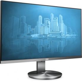 """AOC Pro-line I2490VXQ/BT monitor piatto per PC 60,5 cm (23.8"""") Full HD LED Grigio"""
