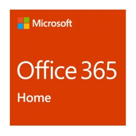 MICROSOFT Office 365 Home Premium P4 Italian Subscr 1YR EZ Medialess 1 utente - 5PC/MAC + 5 SMARTPHONE + 5 TABLET 6GQ-01051