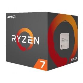 AMD CPU RYZEN 7 1800X, 3,60GHZ, AM4, 20MB CACHE, 95W, SENZA DISSIPATORE