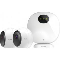 D-Link DCS-2802KT kit di videosorveglianza Senza fili
