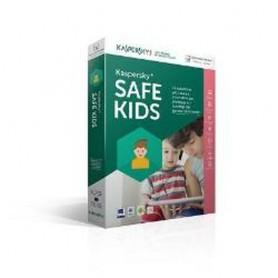 Kaspersky Lab Safe kids Base license 1 licenza/e 1 anno/i Multilingua