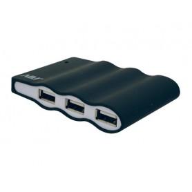 ADJ HUB 4 PORTE USB2.0 NERO