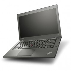"NB LENOVO REFURBISHED ThinkPad T440 i5-4300U 14"" 8GB SSD256GB W10P"