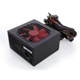 iTek DESERT 650 650W ATX Nero, Rosso alimentatore per computer