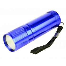 Torcia LED COB 1W ad ampio fascio