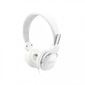 Cuffia multimediale HS-736 bianca