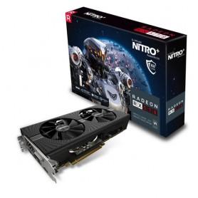 SAPPHIRE VGA NITRO+ RADEON RX 570 8G GDDR5 DUAL HDMI / DVI-D / DUAL DP W/BP (UEFI)