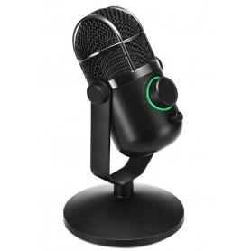 Microfono Professionale Condensatore Alta Qualità Micro USB con Stand