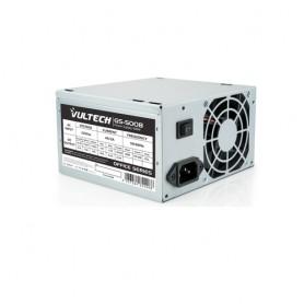 Vultech GS-500B alimentatore per computer 500 W ATX Argento
