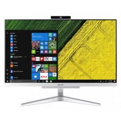 """Acer Aspire C22-865 54,6 cm (21.5"""") 1920 x 1080 Pixel 2,2 GHz Intel® Core™ i3 di ottava generazione i3-8130U Argento PC All-i"""