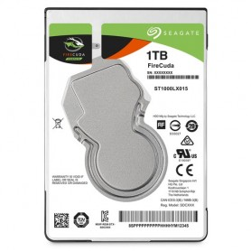"Seagate FireCuda 2.5"" 1000GB Serial ATA III disco rigido interno"