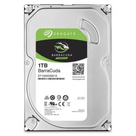 Seagate Barracuda 1000GB Serial ATA III disco rigido interno