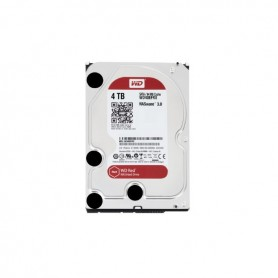 Western Digital Red 4000GB Serial ATA III disco rigido interno